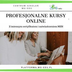 Kadry i płace kurs online z certyfikatem. Cała Polska