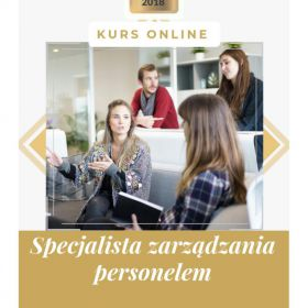 Specjalita zarządzania zasobami ludzkimi - kurs w całosci przez internet